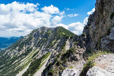 Klettersteig Iseler : Salewa klettersteig